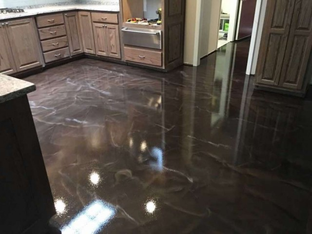 Kitchen coating from DMA Floors