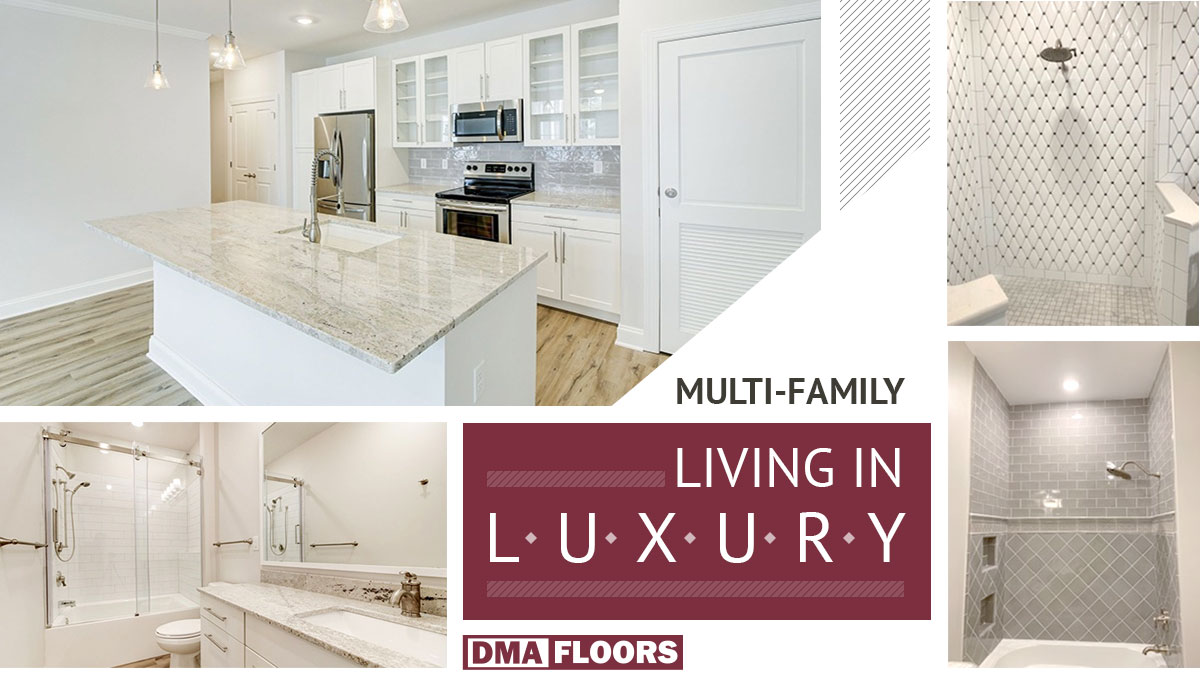 DMA Floors Kitchen and Bath Luxury in Williamsburg, VA