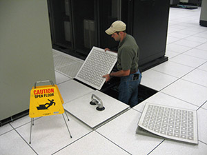 Access Flooring Panels