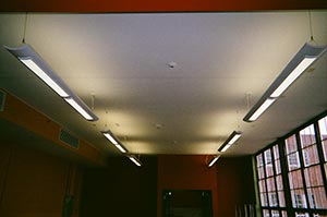 Acoustical and Decorative Ceiling
