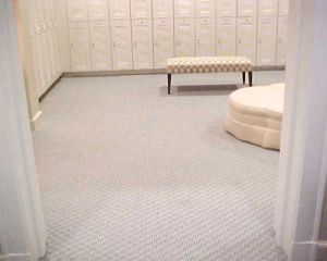 Carpet Locker Room