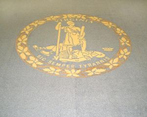 State Seal cpt tile