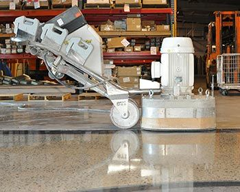 polished concrete equipment